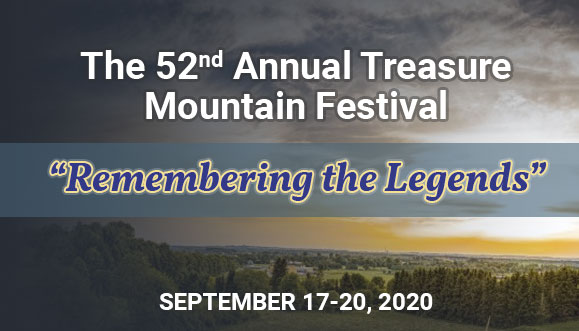 52nd Annual Treasure Mountain Festival